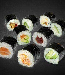 SUSHIdeluxe - Makis, unsere kleinsten Sushi Rollen