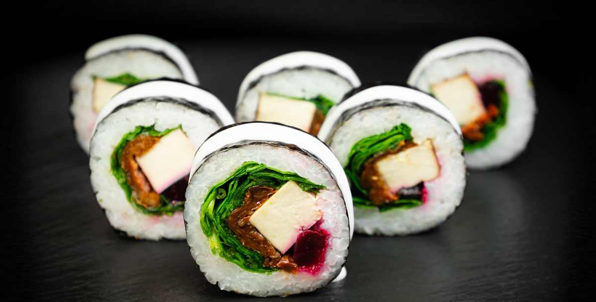 SUSHIdeluxe - Big Roll Vegan