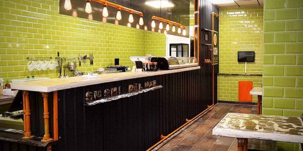SUSHIdeluxe in Chemnitz - Herzlich Willkommen in unserem Sushi Restaurant