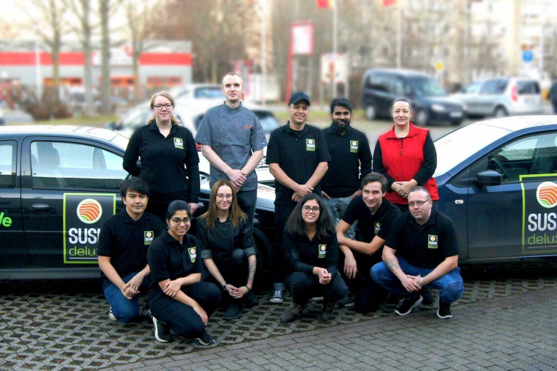 Wir liefern in Chemnitz mit rein elektrischen Lieferfahrzeugen