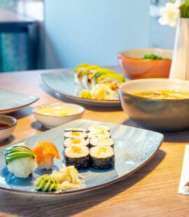 SUSHIdeluxe | 10 % Restaurant-Rabatt